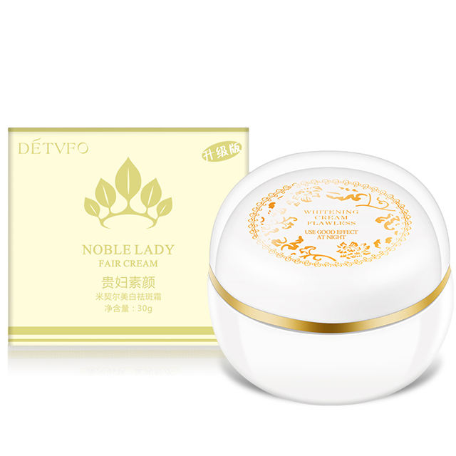 Wholesale facial beauty fair cream face brightening fair and white sheep lady fair cream