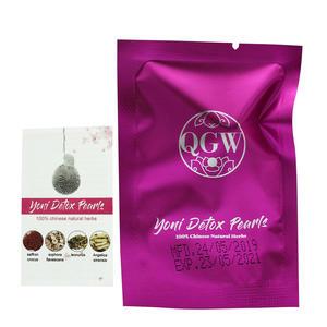 Furuize vaginal detox pearls yoni detox pearls vaginal clean point tampon yoni pearl