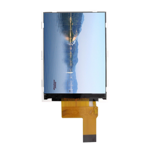 2.8 inch 240*320 SPI interface all viewing ST7789V2 TFT LCD IPS display 6 led parallel
