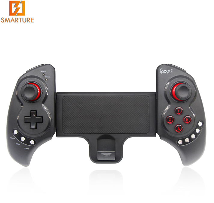 Smarture Keren Model Ipega PG-9023 Game Fighting Joystick/BT Controller/Telepon Gamepad