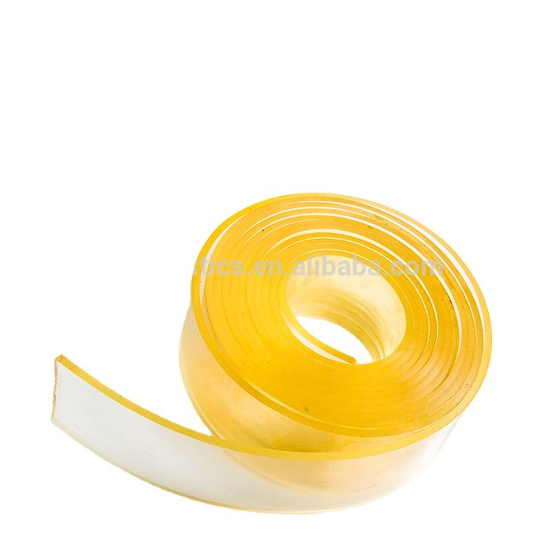 hot sale PU strap sold per roll high density 2mm thickness pu polyurethane sheet