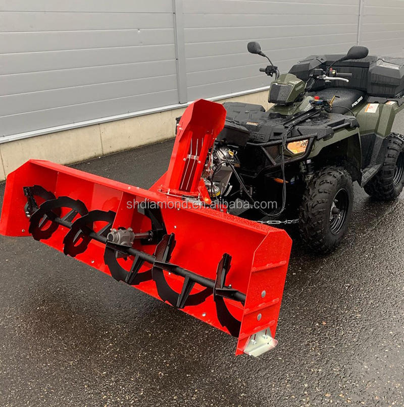 18hp v2 vanguard 71in quadricycle snow blower/180cm snow thrower UTV can am/sidexside snofreser/snoslunga ATV souffleuse a neige
