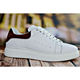 Hot sale casual sport fashion sneakers for men black leather best place to buy dress shoes