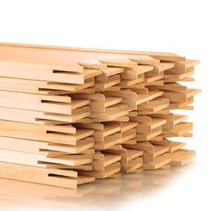 Wholesale High Quality Frame Wood Stretcher Bar For Canvas