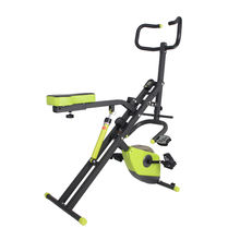 Total Body Fit Crunch EVO Workout Exercise Machine