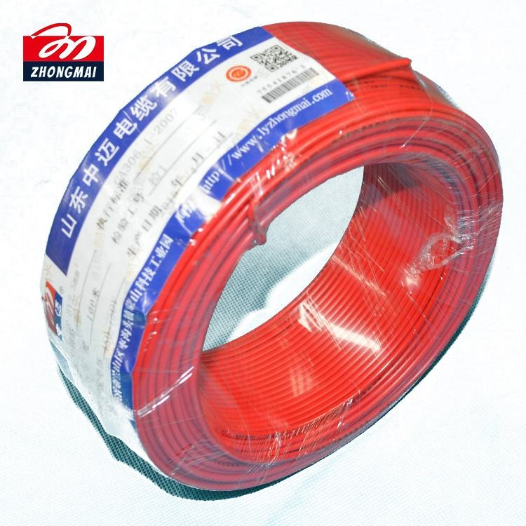 copper cable 6mm 10mm house wiring Electrical cable copper 2 core PVC wire