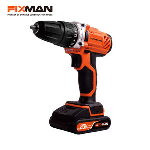 FIXMAN Cordless Drill Other Power Tools 18 Volt Electric Screwdriver With Torque Control