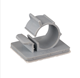 China Factory Self Adhesive Plastic Cable Clamps Cable Clip