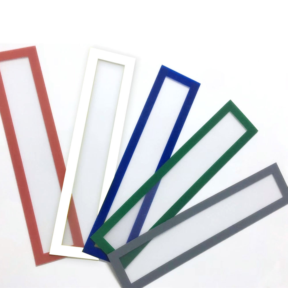PVC Document Bag Magnetic Stripe Tape Magnetic Frame For Pvc Wall Panels Custom Office File