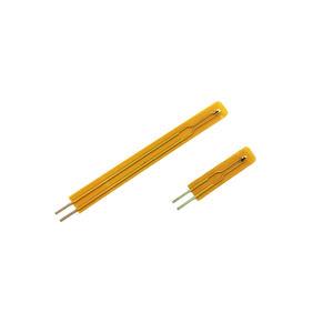 2W 33K Ohm Grueso Resistor 5/% Naranja El naranja el naranja oro