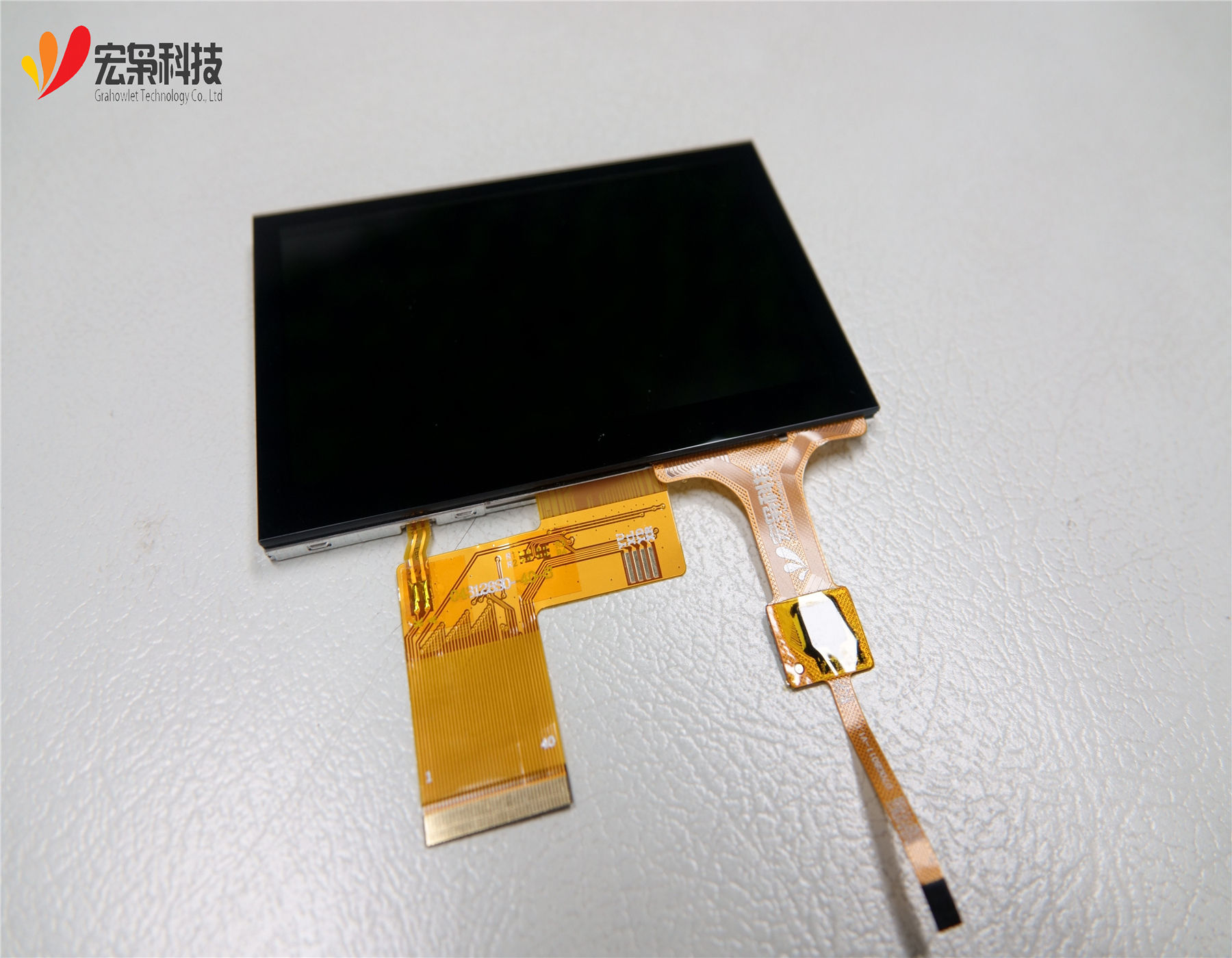 Wasserdichte USB/IIC IPS 480*800 1,5, 2, 2,4, 3, 3,2, 4, 4,3 zoll tft lcd-display-modul mit kleiner kapazitiver touch screen panel