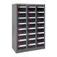 Easy Storage [ Parts Tool Chest ] Electronic Plastic Parts Cabinet Multiple Optional Drawer Storage Tool Chest Component Cabinet