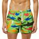 Private Label Changed Printed Men Swim Shorts Quick Dry 100% Polyester Brand Swimming Trunks for Men Custom Boardshorts