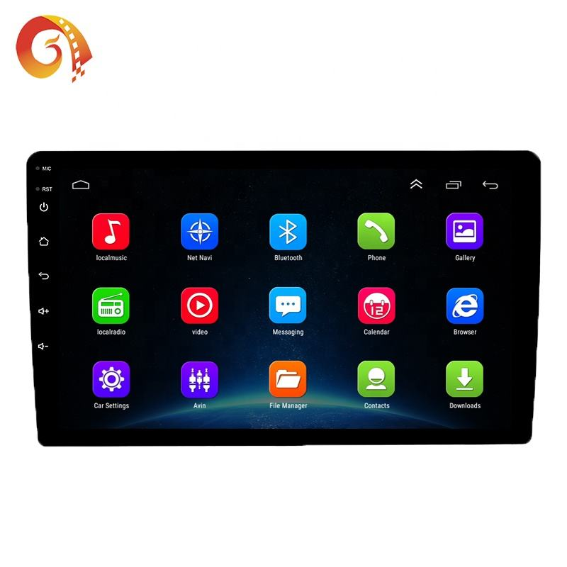 High Quality Factory Directly Sales 9 Inch Support GPS Android Full Touch Screen Car Video Dvd Player