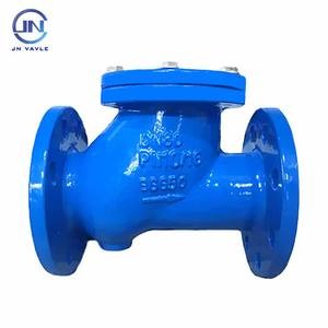 Installation vertical or horizontal low cost price pressure symbol flow direction swing check valve