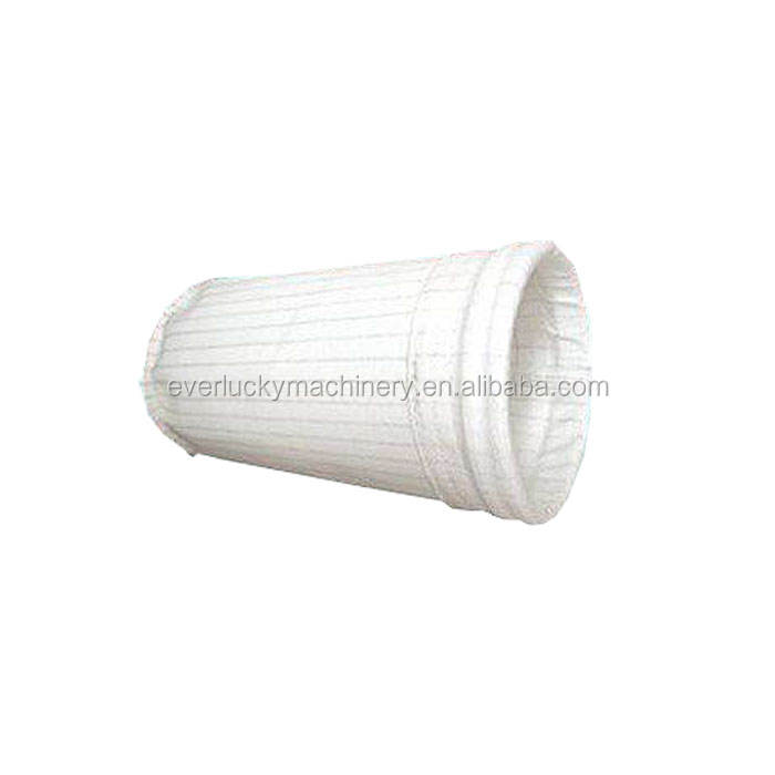 High Quality Polyester Dust Collector Filter Bags For High Temperature Materials