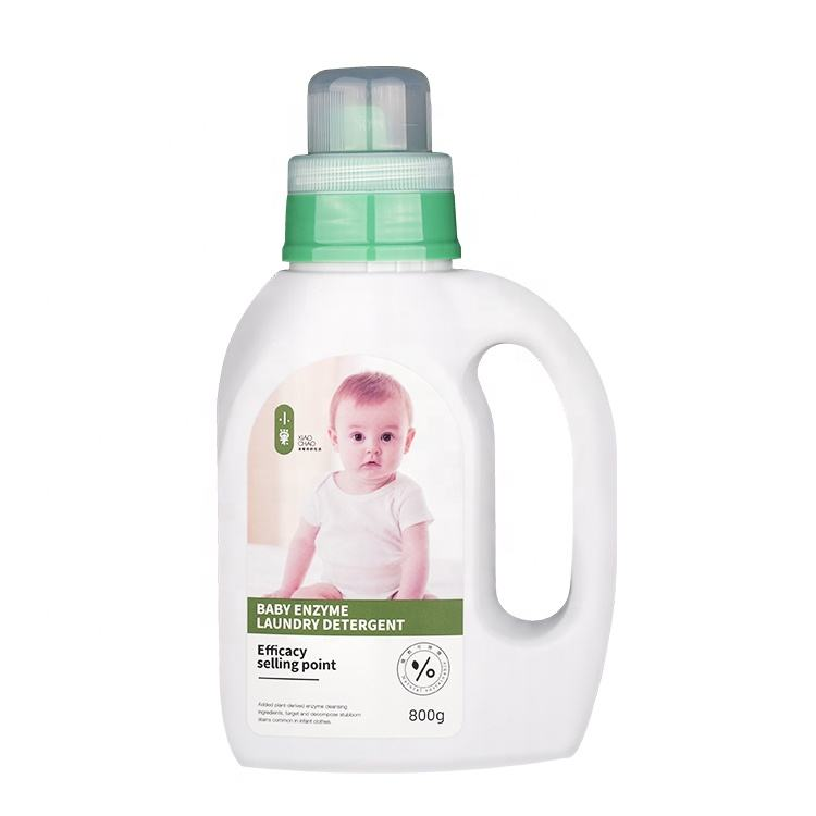 OEM Organic So Pure Baby Laundry Detergent Eco Friendly Laundry Liquid Detergent