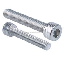 Metric & Inch Hex Socket Head Cap Screws
