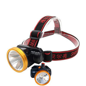Waterproof Long Range Miners Mining Powerful Rechargeable Led Head Torch