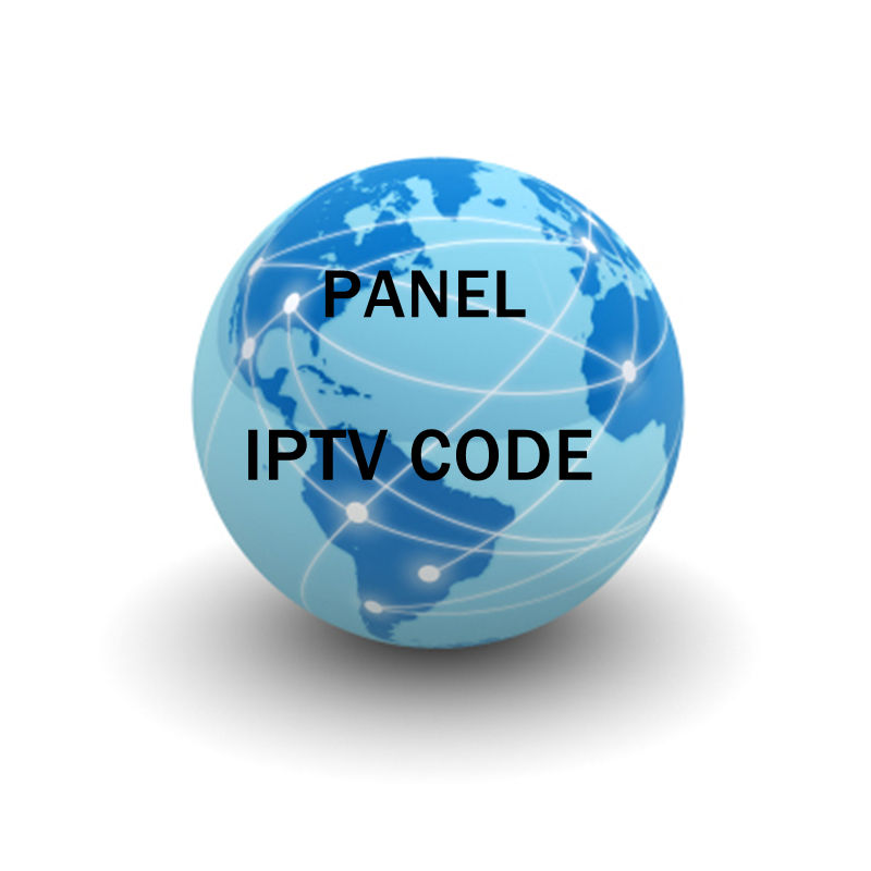 IPTV 12 Months Sub Reseller Panel Scription Free Test Smart IPTV code M3U IPTV Reseller Panel Hot sale products no app include