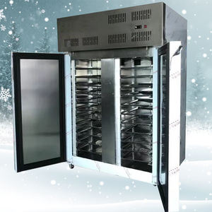 700 liters large blast deep freezer freezing food quickly blast chiller equipment
