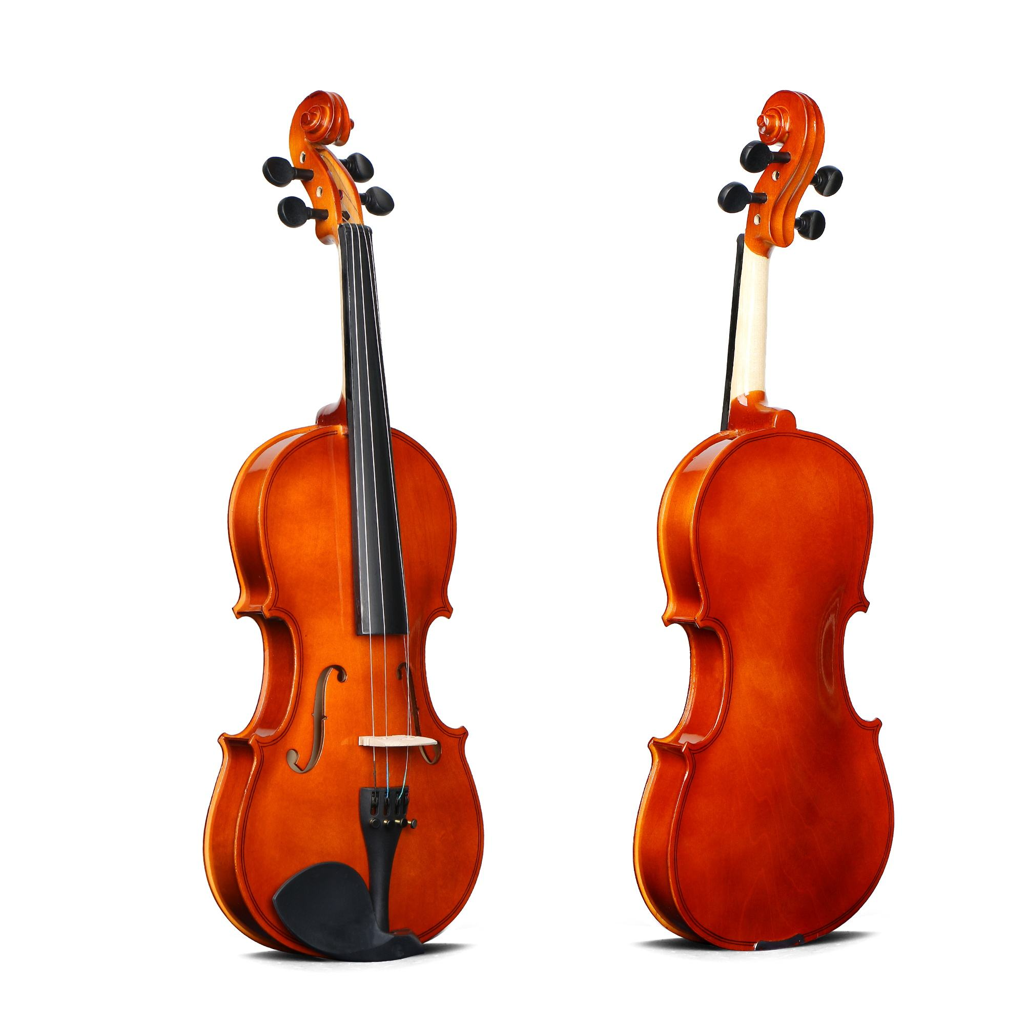 Professional handmade new design cheap youth violins for sale