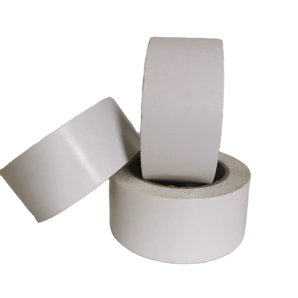 1000m Jumbo Roll Tissue Paper Adhesive Double Sided Tape With Hotmelt/Solvent /Arylic Adhesion