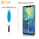 Liquid Curved UV Tempered Glass Nano For Samsung S10 S10 lite plus Note 8 9 10 Liquid Screen Protector Note 10 Note 10 Plus