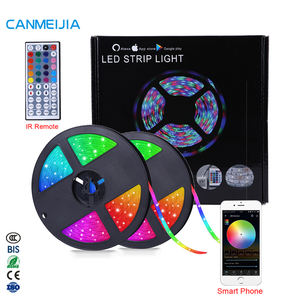 5M 10M SMD 5050 2835 Smart Wifi 12V Flexible RGBW Remote De Tiras Led RGB Waterproof Led Strip Lights,Luces Led,Led Light Strip