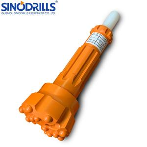 high air pressure rock drilling tools 102mm 3.5'' DHD 3.5 DTH hammer bits