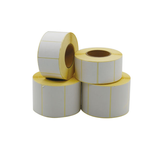 Self Adhesive 4x6 Direct Thermal Sticker Paper Thermal Transfer Printing Labels Blank Shipping Label Printer Roll