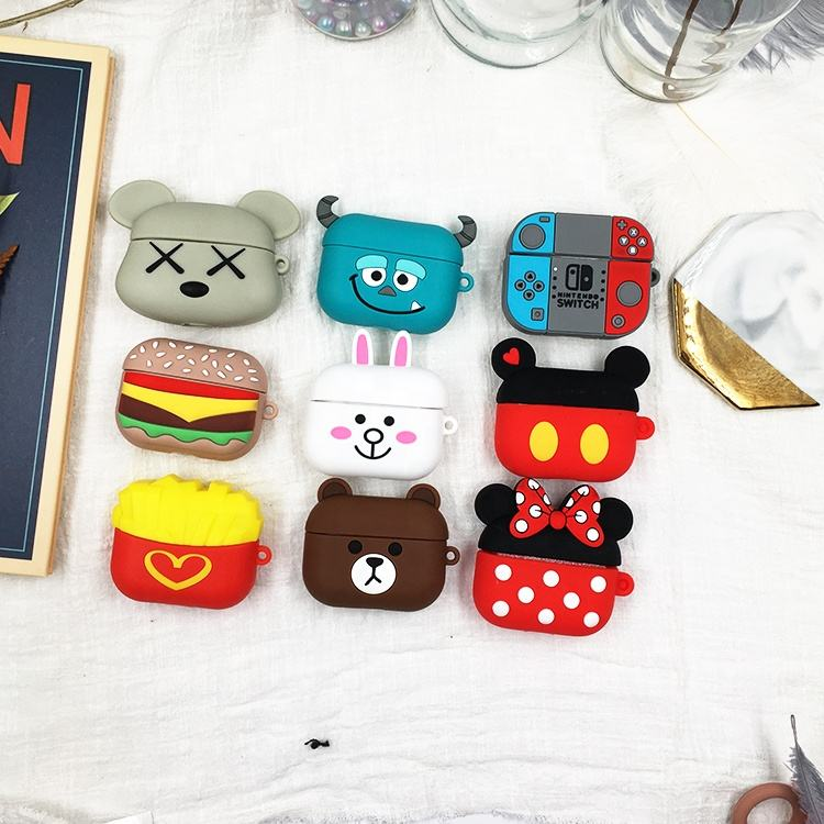 Cartoon For Airpods Pro Cute Case For Airpod Pro Cartoon Case For Airpod Pro Case