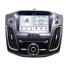 8 inch android car mp3 player gps navigation system for ford focus