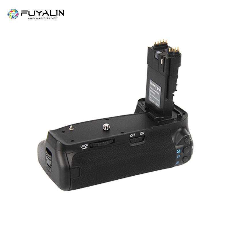 760D Battery Grip Replacement for BG-E18 Work with LP-E17 Battery for Canon EOS 750D/T6i/760D/T6s