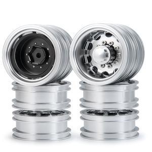 16PCS 1.5//3//6//12mm Aluminum Spacer Set Standoff Aluminium Tube Column Spare Parts for Tamiya Mini 4WD RC Car Model