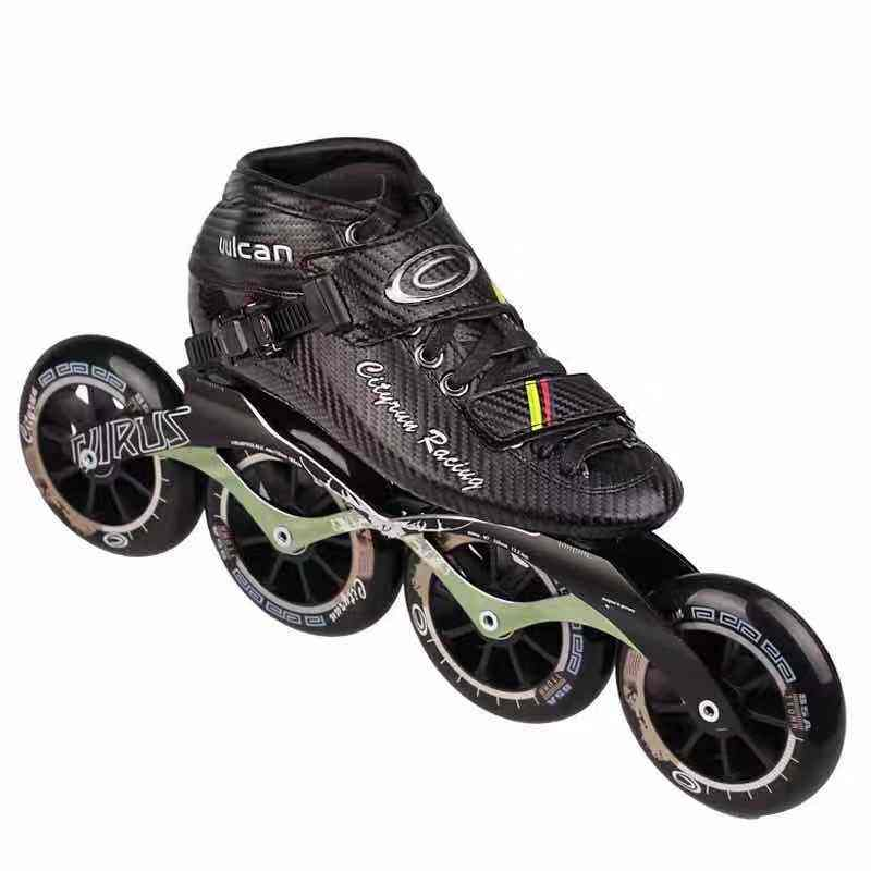 Well-designed Full extension inline skates speed