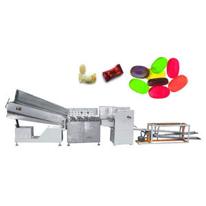 Small electric ice hard candy making machine