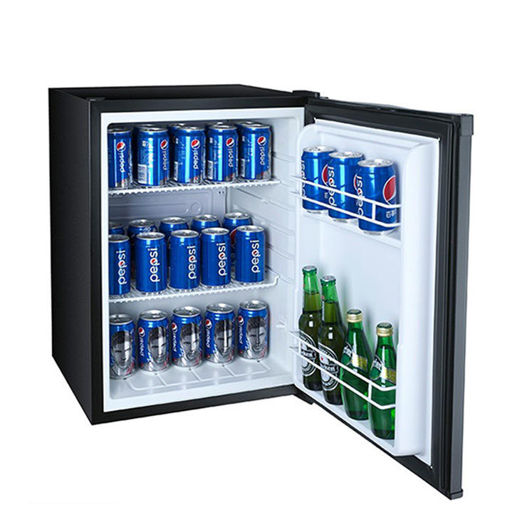 65L super cooling refrigerator with compressor with solid door with CE