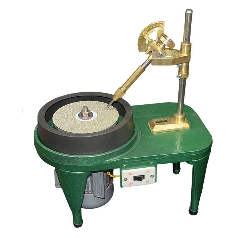 Jewellery Equipment Goldsmith Polishing Equipment Gemstone Faceting Machine Gem Cutting Machine