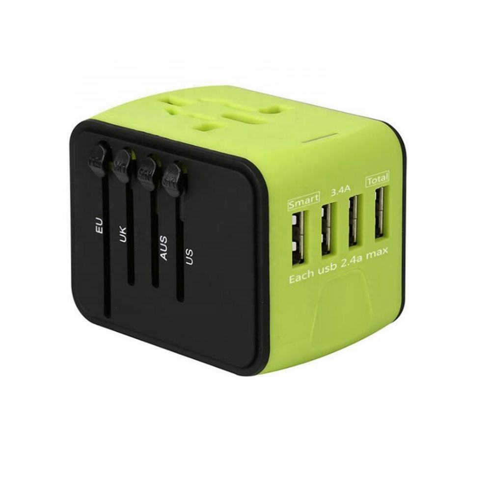 3.4A Wholesale ac/dc power <span class=keywords><strong>adapter</strong></span> mit 4USB Electrical zubehör universal plug <span class=keywords><strong>adapter</strong></span>