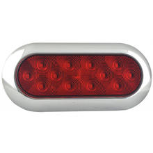 "6"" Oval LED Light For semi truck"