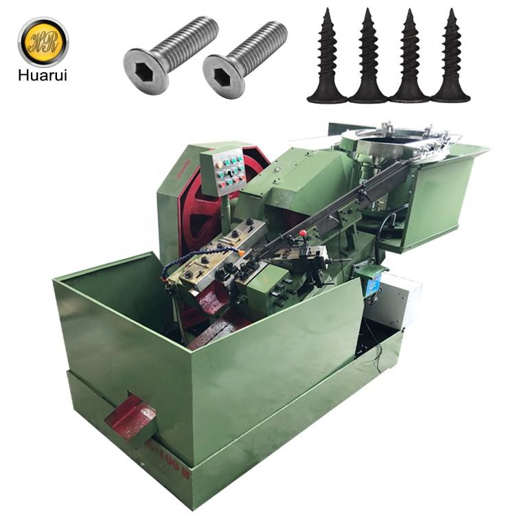 Screw Cold Heading Machine Drywall Screw Making Machine Automatic Screw Machine