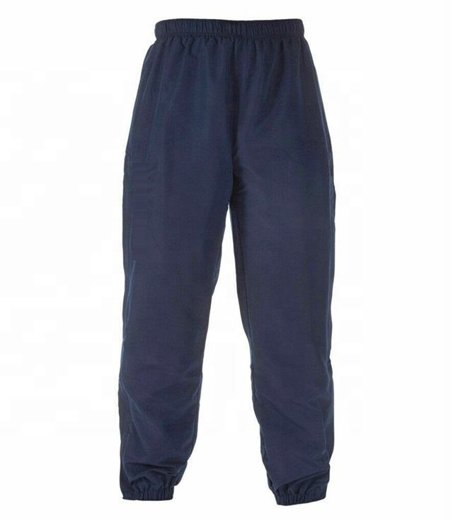 Mens cuffed stadium pants, rugby training bottoms