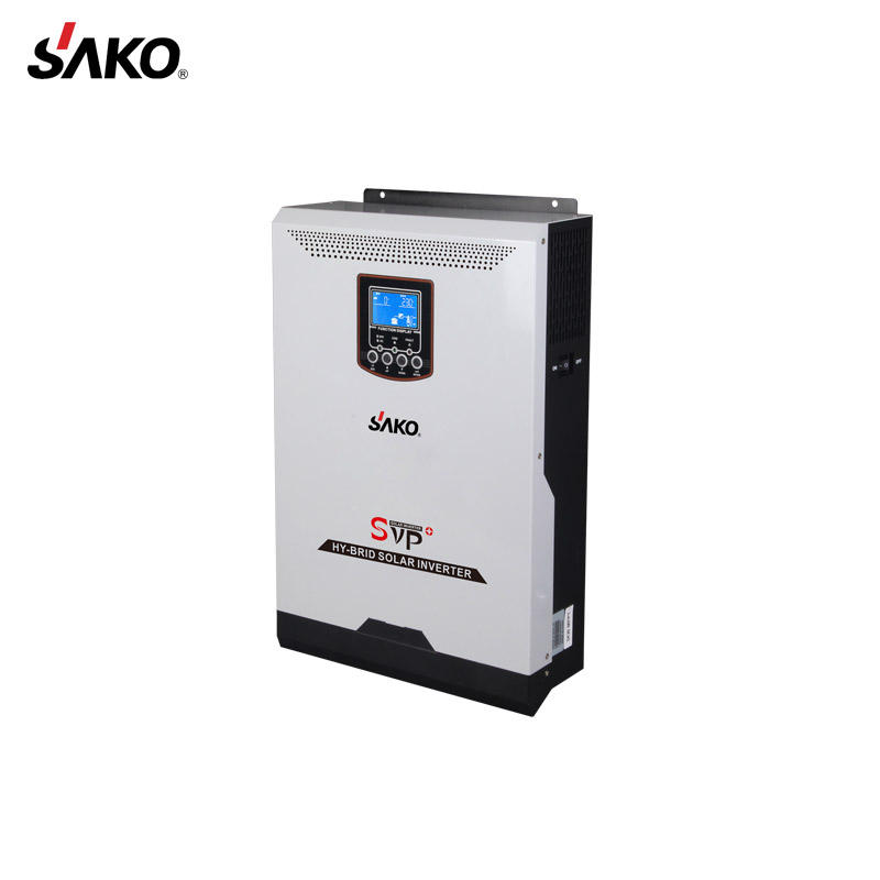 3kw Solar Hybrid Pure Sine Wave Inverter With AC Charge mix Power For Home Use converter