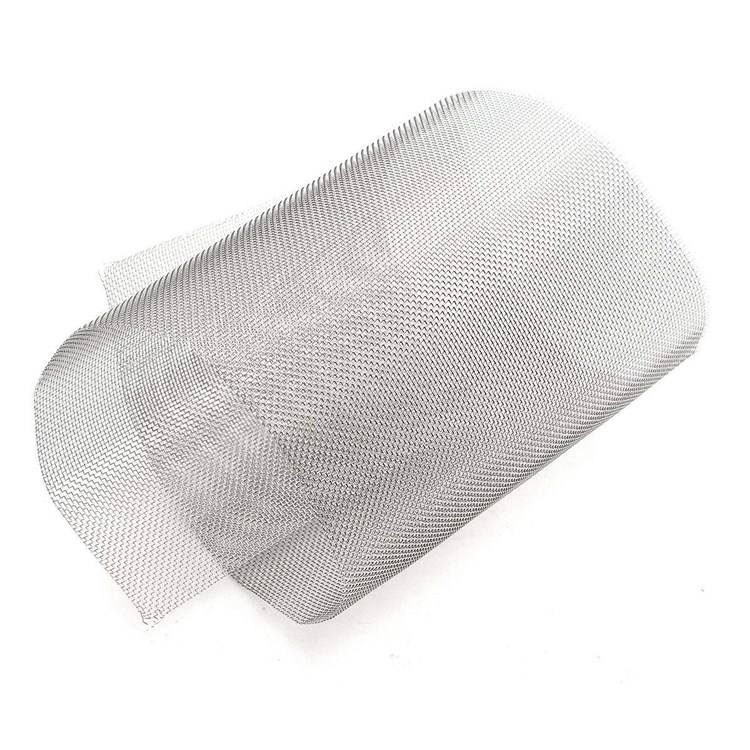 20 30 40 50 60 80 100 120 mesh AISI 304 316 310 stainless steel woven wire mesh for separator screens