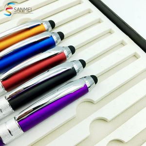 Promotional ball pen manufacturing personalized slogan ballpoint pen