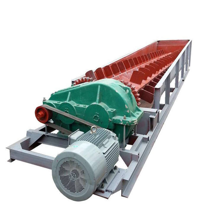 Cheapest Prices Gravel Spiral Sand Washing Log Washer Machine
