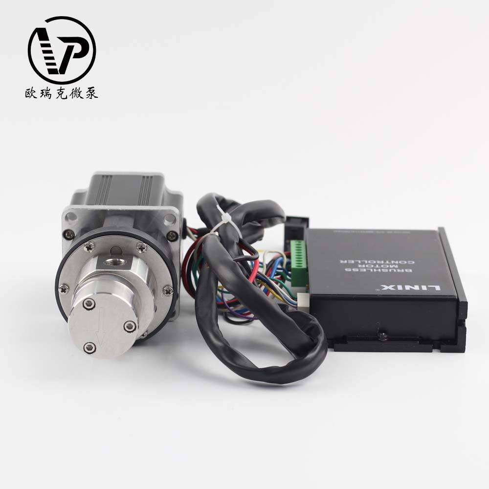 24v Dc Electric Gear Pump Adjustable Drive Gear Pump Magnetic Drive Gear Pump