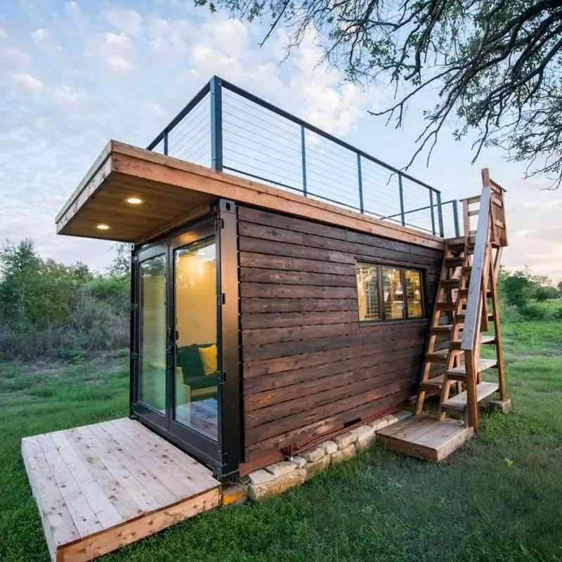 Luxury Container Homes For Sale Customized Mini Modular Homes High Standard Prefabricated Container House