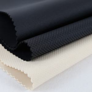 Jianbo Factory Wholesale Customized Waterproof 3mm Beige SBR Neoprene Rubber Sheet Roll For Tote Bags/Gloves/Mats Low Price Sale
